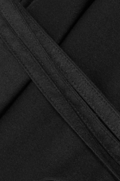 Lemaire Midikleid aus Baumwoll-Jersey mit Gürtel
