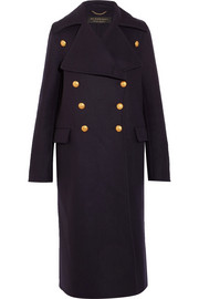 Burberry Wool-felt coat