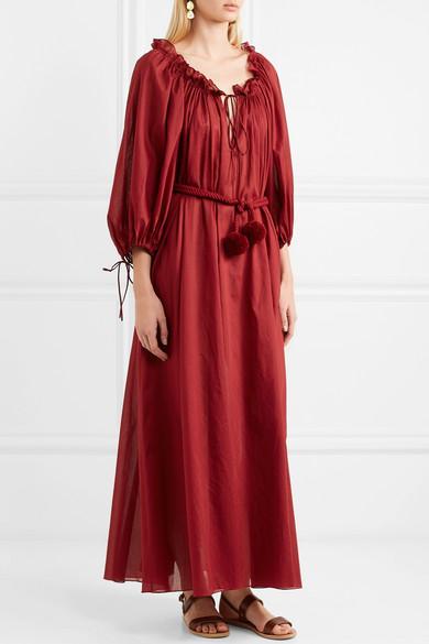 Almost A Honeymoon maxi dress Three Graces London WAD4Jjv4kx