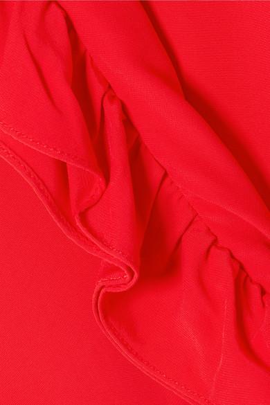 Paul & Joe Gerüschte Georgette-Bluse Freies Verschiffen Kaufen Ansicht Verkauf Online gNDD6ZIx9