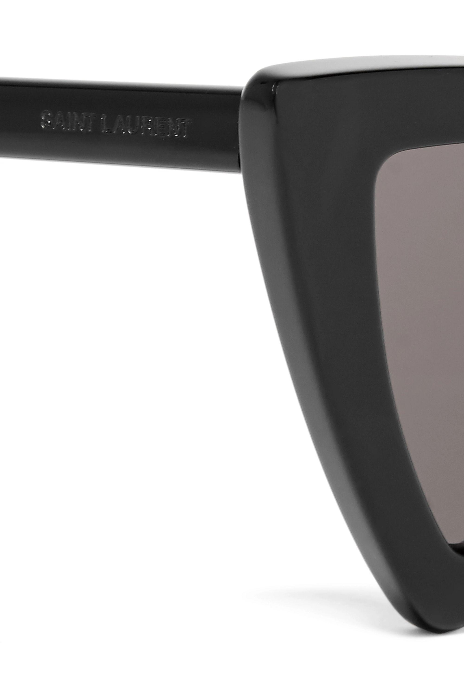 SAINT LAURENT Jerry cat-eye acetate sunglasses