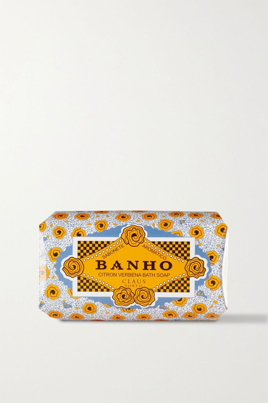 Claus Porto Banho Soap – Citron Verbena, 350 g – Seife