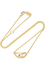 Ippolita Cherish Bond 18-karat gold necklace