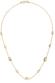 Ippolita Cherish Mini 18-karat gold necklace