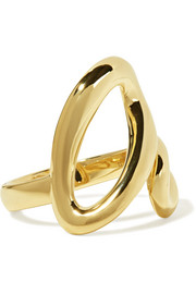Ippolita Cherish 18-karat gold ring