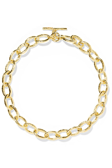 Ippolita - Classico Bastille 18-karat Gold Necklace