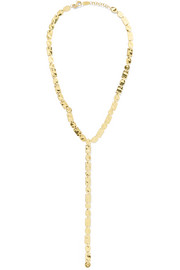 Senso 18-karat gold necklace