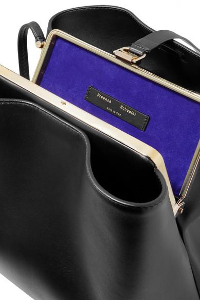 Proenza Schouler Frame Schultertasche aus Leder