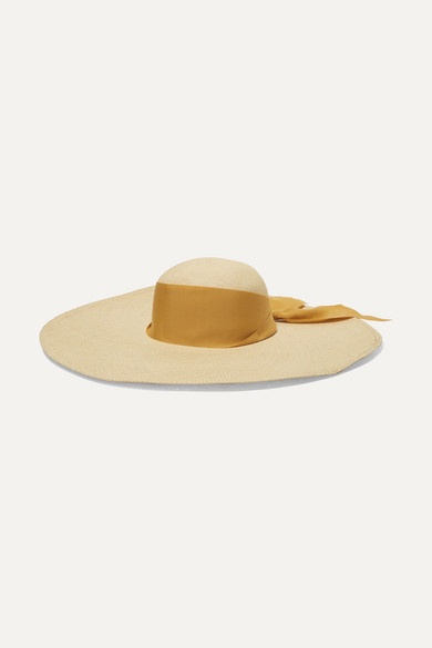 97e5ed8281665 Sensi Studio. Lady Ibiza toquilla straw hat