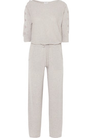 Villa wool and cashmere-blend jumpsuit