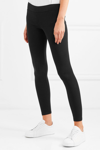 James Perse Leggings in Stretch-Rippstrick Footlocker Online LTJFJOY