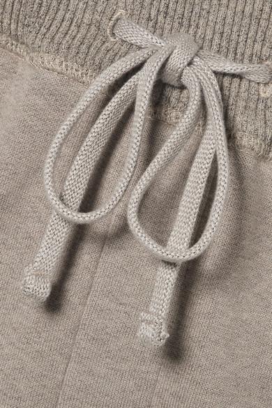 James Perse Jogginghose aus Frottee aus einer Baumwollmischung