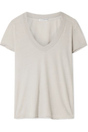 James Perse Slub cotton-jersey T-Shirt
