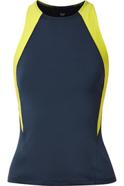 Olympic paneled stretch tank