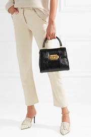 Welcome small python tote