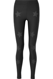 Ultracor Knockout appliquéd stretch leggings