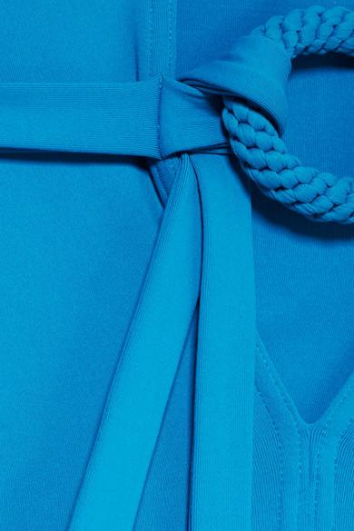 Eres Studio Spray Swimsuit With Belt