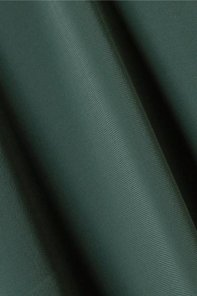 Eres Asymmetrisches Kleid aus Stretch-Crêpe