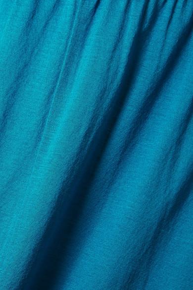 Sammlungen Online-Verkauf Eres Zephyr Ankara Maxikleid aus Baumwoll-Jersey Rabatte Online Billig Original Spielraum Online-Fälschung Großer Verkauf Verkauf Online CSMgfuAep