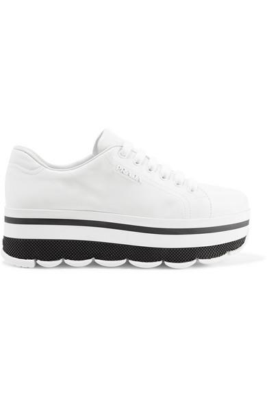 Prada platform sneakers buy cheap for cheap discount 2014 new clearance ebay OP0yIzYEc