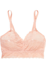 Sweet Treats Infinity stretch-lace soft-cup bra