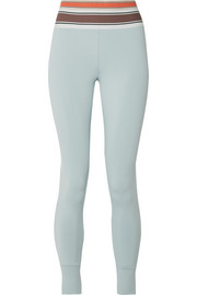 Vix stretch-jersey leggings