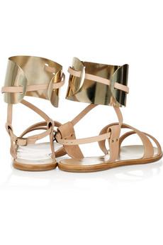 Летняя Обувь Без Каблука