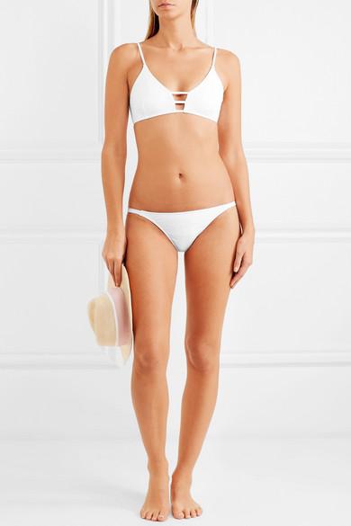 Melissa Odabash Perth Bikini-Oberteil mit Cut-outs
