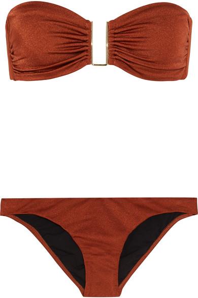 Melissa Odabash Barcelona Bikini-Höschen
