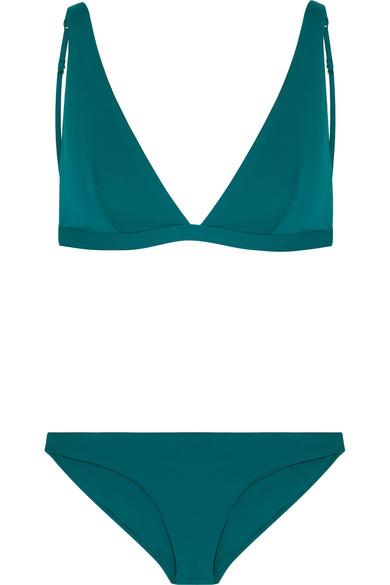 Freies Verschiffen Für Billig Billig Einkaufen Melissa Odabash Malta Triangel-Bikini-Oberteil Freiraum 100% Authentisch gVhr1JTaF