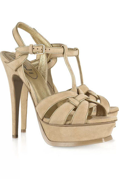 9b4c871c7e Tribute suede sandals