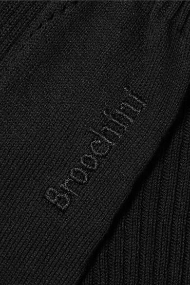 Broochini Budelli verkürztes Oberteil aus Baumwolle