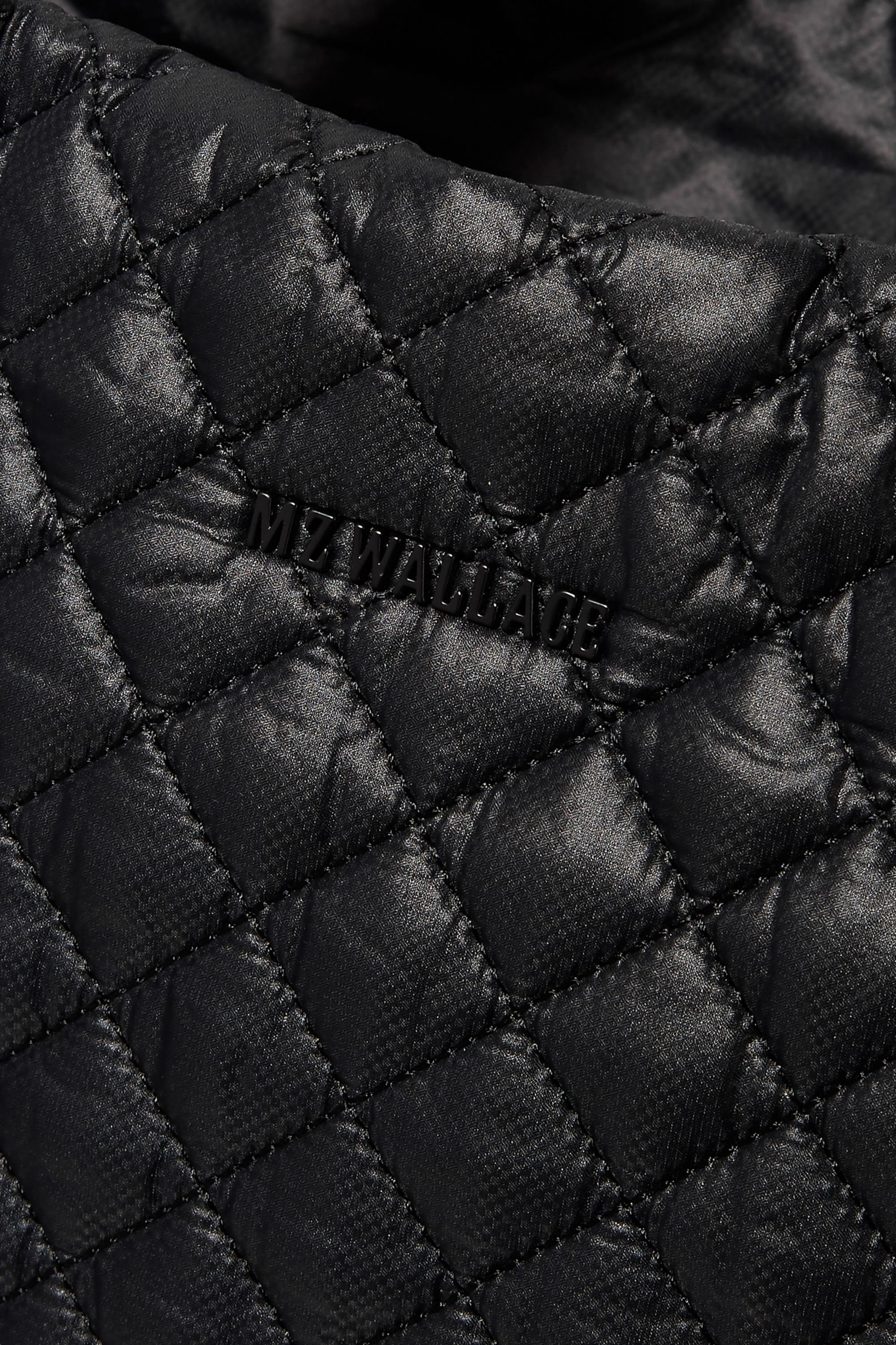 MZ Wallace Metro large quilted shell tote