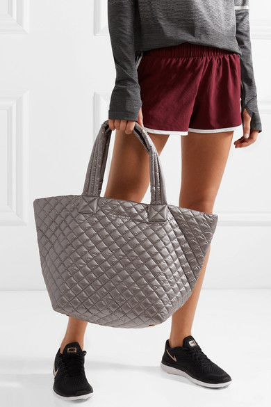 Mz Wallace Metro Mittelgroße Dead Quilted Shell