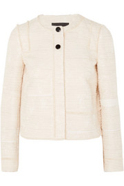 Proenza Schouler Lady cotton-blend bouclé-tweed jacket