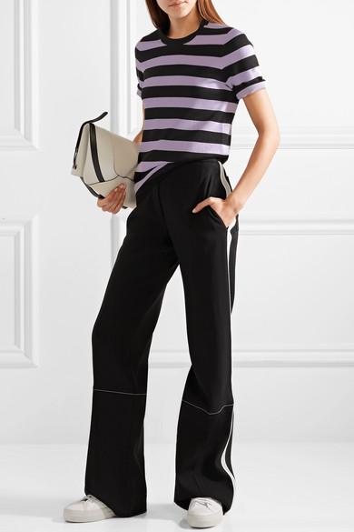 Proenza Schouler Strickpullover mit Streifen