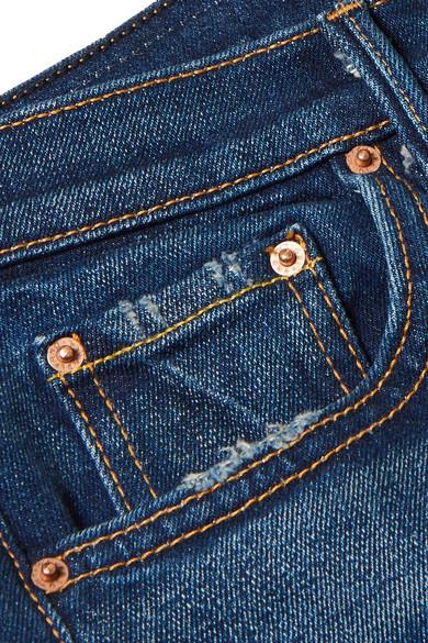 GRLFRND Karolina hoch sitzende Skinny Jeans