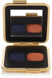 Eye Matte Duo - Saphir and Orange Vif