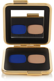 Eye Matte Duo - Bleu Electrique and Nude