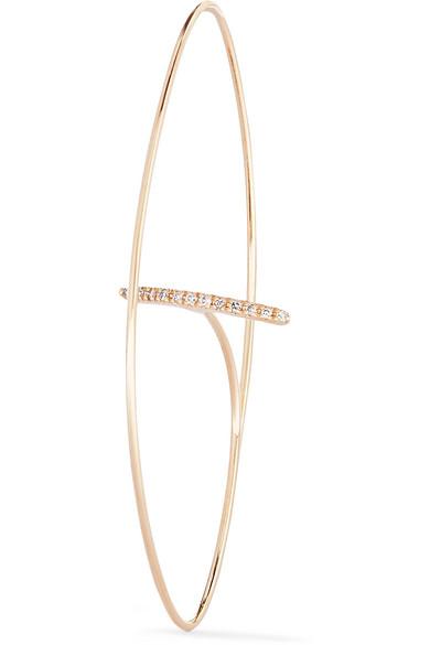 10-karat Gold Pearl Earring - one size Hirotaka XsrqQdO9Cn