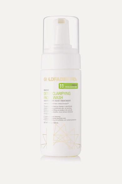GOLDFADEN MD Detox Clarifying Facial Wash, 120Ml - Colorless