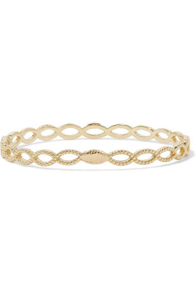 Grace Lee Designs Eternity 14-karat Gold Ring 86aOYjNX