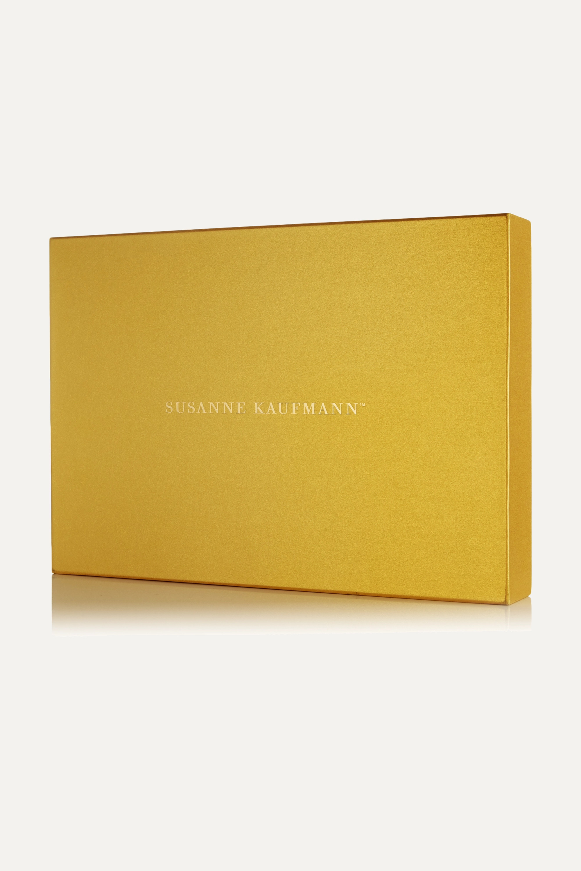 Susanne Kaufmann Gold Holiday Calendar
