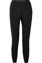 Body cotton-blend jersey track pants