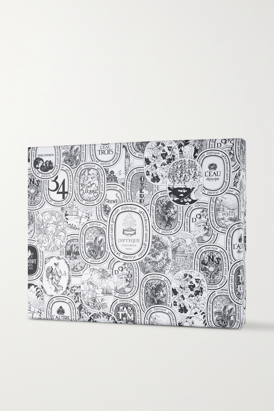 Diptyque L'Art Du Parfum Discovery Set, 5 x 7.5ml