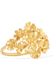 Pippa Small 18-karat gold ring