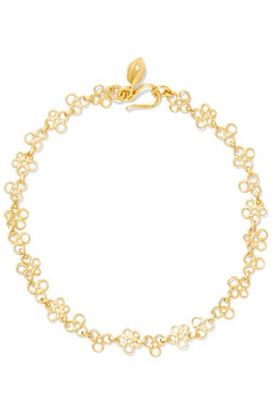 Pippa Small 18 Karat Gold Bracelet