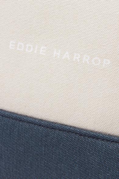 Eddie Harrop Cruiser große Tote aus bedrucktem Canvas