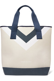 Cruiser large printed canvas tote