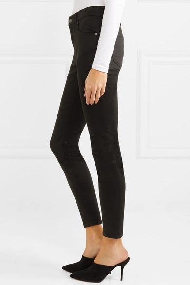 Madewell Halbhohe Skinny Jeans